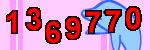 Gribedli számláló